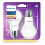 Set 2 becuri LED Philips