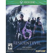 Alcoa Prime Resident Evil 6 Xbox One Game BRAND NEW SEALED