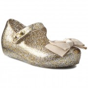 Pantofi MELISSA - Mini Melissa Ultra Sweet BB 31652 Mixed Golden Glitter