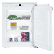 Congelator încorporabil Liebherr IG 1024, 73 L, SmartFrost, Alarmă uşă, Siguranţă copii, SuperFrost, Display, Control taste, 3 sertare, H 72 cm, Clasa A++