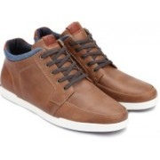 ALDO GALLISON Sneakers For Men(Tan)