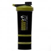 Gorilla Wear Shaker 2 GO - Zwart/Legergroen