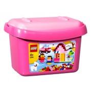 Lego Brick and More Pink Brick Box