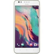 "Telefon Mobil HTC Desire 10 Lifestyle, Procesor Quad-Core 1.4GHz Cortex-A7, Capacitive Touchscreen 5.5"", 2GB RAM, 16GB Flash, 13MP, 4G, Wi-Fi, Android (Alb) + Cartela SIM Orange PrePay, 6 euro credit, 4 GB internet 4G, 2,000 minute nationale si internatio"