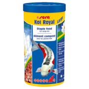 Hrana koi granule, Sera Koi Royal Large 1L, 240gr, 7125