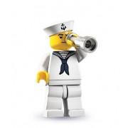 Lego Collectable Minifigures: Sailor Minifigure - Series 4