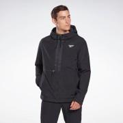 Reebok Outerwear Core Jack - Black - Size: Extra Small