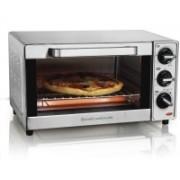 Hamilton Beach 50-Litre 691RAVC49MO7 Oven Toaster Grill (OTG)(Silver)