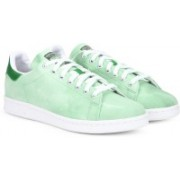 ADIDAS ORIGINALS PW HU HOLI STAN SMITH Sneakers For Men(Green)