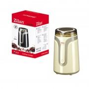 Rasnita cafea Zilan, 150 W, 50 g, Crem
