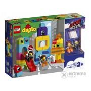 LEGO® DUPLO® LEGO Movie 2 - Vizitatoriilui Emmet si Lucy de pe planeta -10895