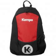 Kempa Rucksack CAUTION BACKPACK - schwarz/rot
