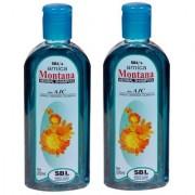 SBL Arnica Montana Herbal Shampoo 200 ML each Pack of 2 200 MLX2 400 ML