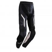 Ixon Prima VX Dámské kožené kalhoty 42 Černá Bílá