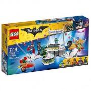 Lego Batman filmen 70919 de Justice League jubileumsfest
