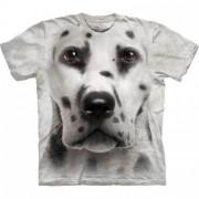 Hi-tech zvířecí trička - Dalmatin