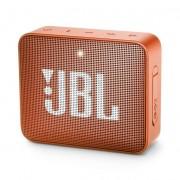 JBL Go 2 Wireless Portable Speaker - безжичен портативен спийкър за мобилни устройства (оранжев)