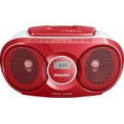Microsistem audio Philips AZ215R12