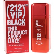 212 Vip Black Red 100 ml Eau de Parfum de Carolina Herrera