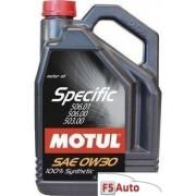 MOTUL Specific VW (506.01, 506.00, 503.00) 0W30 5L
