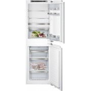 Siemens iQ500 KI85NAD30G Frost Free Integrated Fridge Freezer - White