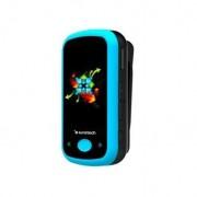 Reproductor MP4 Sunstech IbizaBT Azul Radio 4GB USB