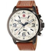 Swiss Military 6-4224.30.002 Hanowa Beige/Läder Ø46 mm 6-4224.30.002