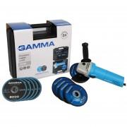 Amoladora Angular GAMMA 750 W - G1910KAR