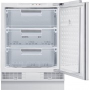 Siemens GU15DA50GB Static Built Under Freezer - White