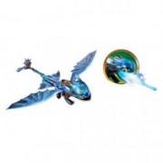 Set de joaca Cum sa-ti dresezi dragonul - Figurina Toothless care scuipa foc