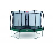 BergToys BERG Elite+ 430 Tattoo Groen + Safety Net T-ser...