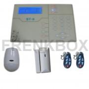 Allarme GSM antifurto Defender ST-6 868Mhz wireless combinatore telefonico