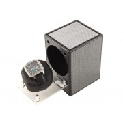 Automatic Watch Winder Piccolo Carbon by Designhutte Made in Germany