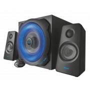 Trust Diffusori Audio Trust Gxt 628 2.1 Sub Illuminazione LED Potenza To