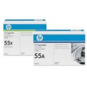 HP Toner HP CE255A 6k svart