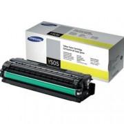ORIGINAL Samsung toner giallo CLT-Y505L SU512A ~3500 Seiten