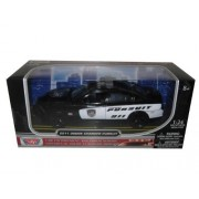 2011 Dodge Charger Pursuit Police 1/24 by Motormax 76930