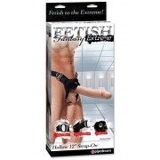 Strap-on Fetish Fantasy Extreme Hollow 30cm