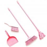 Set roz pentru curățenie