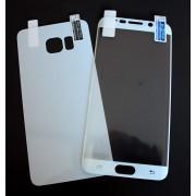 2в1 Удароустойчив протектор за Samsung G928 Galaxy S6 Edge Plus Бял
