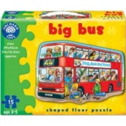Puzzle Orchard Toys Big Bus