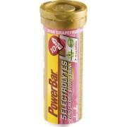 PowerBar 5 Electrolytes Sportvoeding met basisprijs Roze Grapefruit met Cafeïne 10 Tabs roze/goud 2018 Sportvoeding