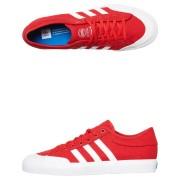 Adidas Originals Mens Matchcourt Shoe Scarlet White Scarlet White