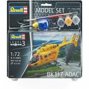 Model set bk117 adac Revell