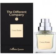The Different Company I Miss Violet eau de parfum unisex 50 ml