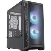 Carcasa Cooler Master Mini-Tower mATX MasterBox MB311L ARGB Tempered glass Black Resigilat