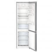 Combina frigorifica Liebherr DNHml 48X13, 338 L, No Frost, Display, Control taste, Alarma, H 201.1 cm, A+++, Argintiu