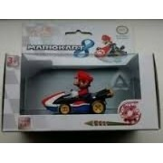Mario Kart 8 Pull And Speed 1:43 Scale Kart Racer Nintendo Wii U (Mario) By Nintendo