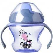 Детска неразливаща се чаша с мек накрайник, 150мл., 2 налични цвята, Tommee Tippee, 263111