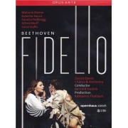 Video Delta Ludwig van Beethoven - Fidelio - DVD